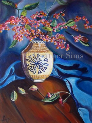 spindle polish pottery