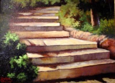 Steps Landscape