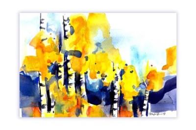 Aspen Trees 1