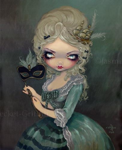 Marie Masquerade