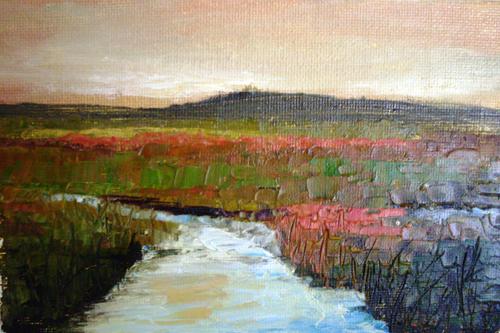 Landscape Paintings by Kimberly Vanlandingham
