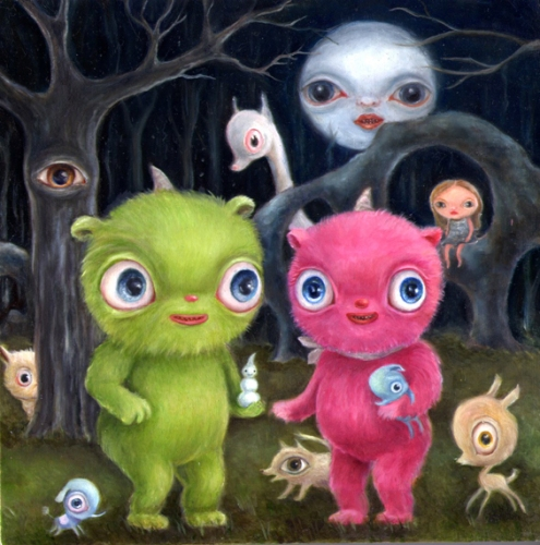 Moonlight for Monsters by Vicky Knowles