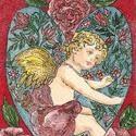 Romantic Valentine by Theodora Demetriades