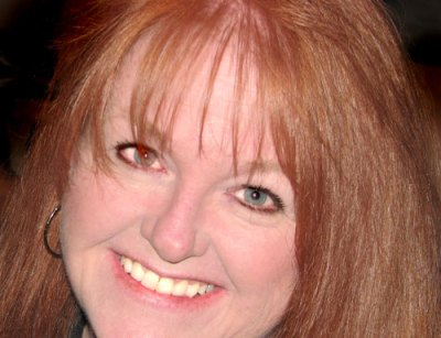Artist Marcia Baldwin