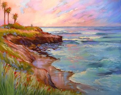 La Jolla Honeymoon by Patricia Lee Christensen