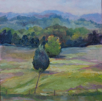 Plein Air by Carol DeMumbrum