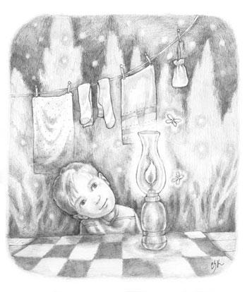Fire Contained by Carmen Keys Medlin