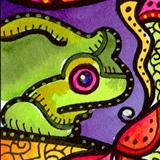 Tree Frog 184 Lynne Neuman