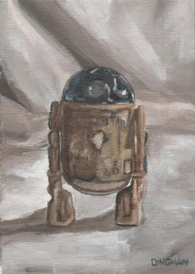 R2-D2 by Aimee L. Dingman