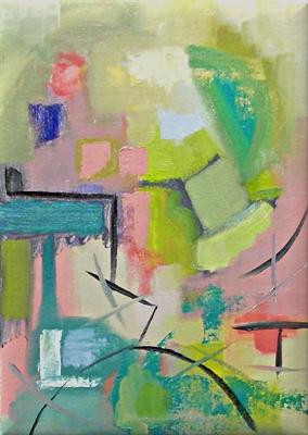 Organix 1 by Cynthia Agathocleous