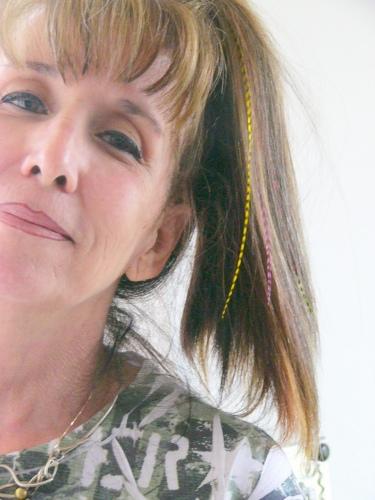 Artist Keri Colestock