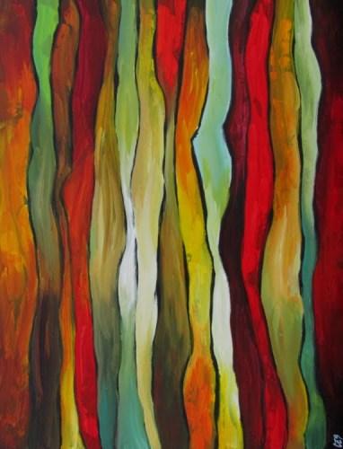 Shreds by Christine E. Striemer