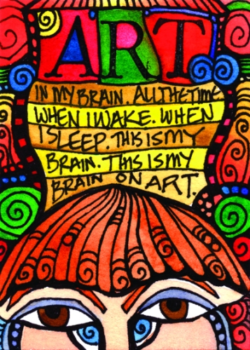 Cindy Couling Art Brain