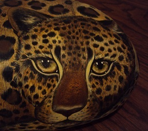 Jaguar by Maggie Stoller