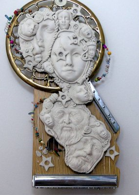 Just Face It by Keri Joy Colestock available on Etsy $500
