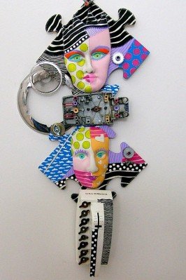 Mixed Emotions by Keri Joy Colestock available on Etsy $400