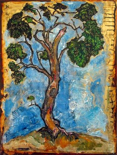 Tree Study Angie Reed Garner