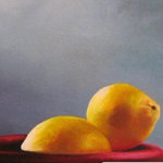Bowl of Lemons by Christine Streimer