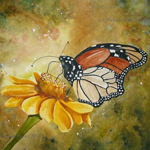 Enchanted Butterfly by Melanie Pruitt