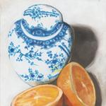 Ginger Jar by Aimee Dingman