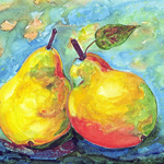 Juicy Pears by Ricky Martin
