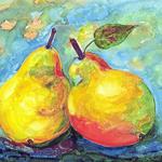 Juicy Pears by Ricky Martin