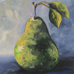 Little Green Pear by Torrie Smiley