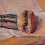 Makeup Brush by Pati Springmeyer