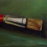 Paintbrush by Christine Streimer