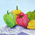 Peppers Five by Ricky Martin