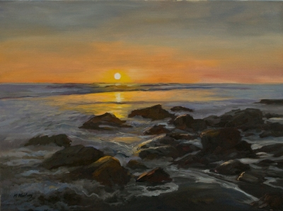 Radiant Shore by Karen Winters
