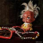 Remnants of Childhood II by Aimee Dingman