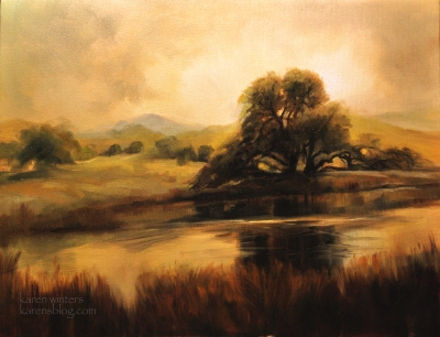 Return to Golden Pond by Karen Winters