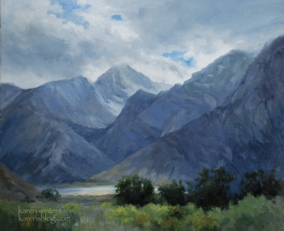 Sierra Light by Karen Winters