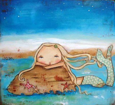 Dreaming by Patti Ballard