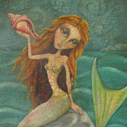 Just Another Mermaid by Lynn Dobbins