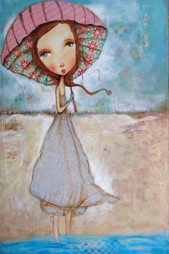 Under my Umbrella by Patti Ballard