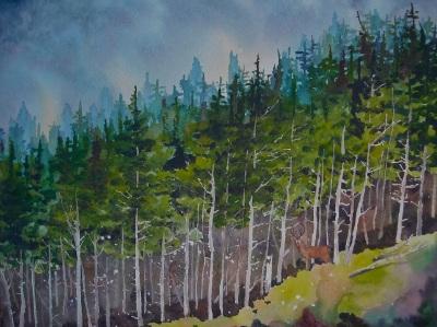 Northwest Enchantment by Melanie Pruitt
