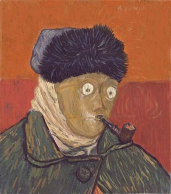 C3 Van Gogh by Kathleen Ralph