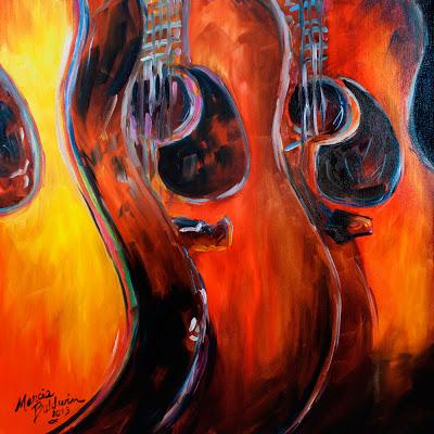 Ready to Rock by Marcia Baldwin