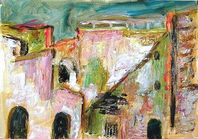 Ribat-in-Monastir by Gabriella Cleuren