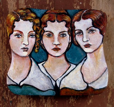 The Bronte Sisters by Patience