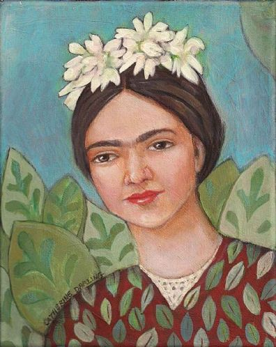 Frida by Catherine Darling Hostetter