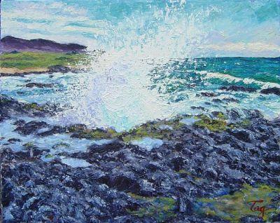 Splash Hawaii Series 1 by Tracey Allyn Greene