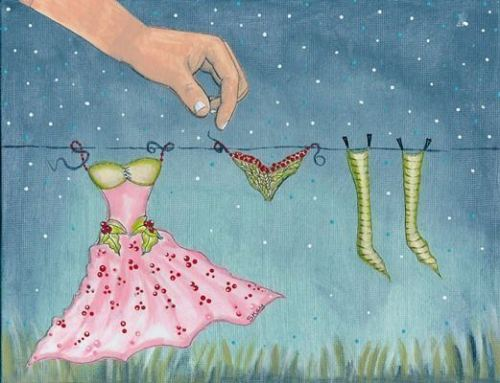 Discovery, Fairy Laundry Day by Sherry Key