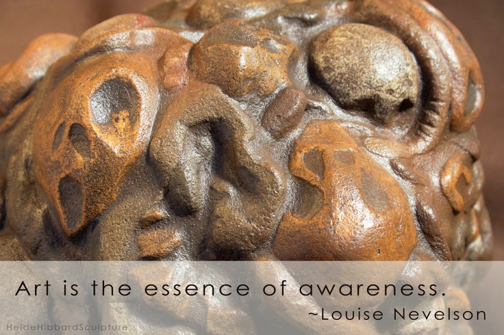 Louise Nevelson Quote