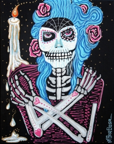 Madame Muertos by Laura Barbosa