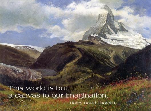 Grunewald by Albert Bierstadt