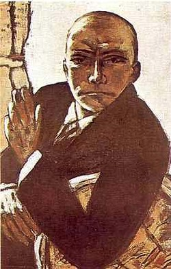Max Beckmann , Self-Portrait