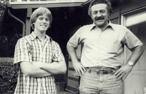 John Seed and Nathan Oliveira, 1978